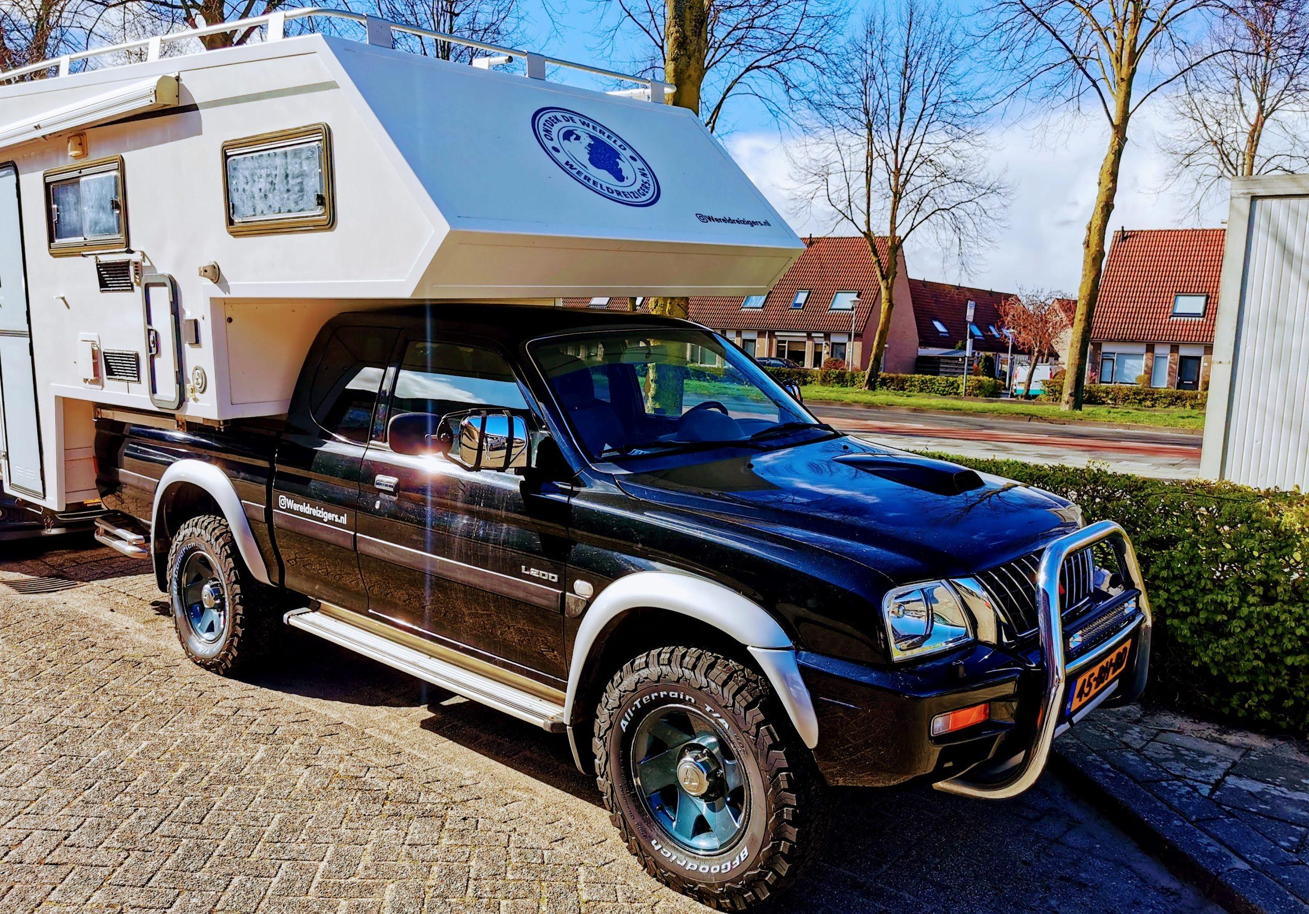 expeditie camper alarmsysteem gps tracker