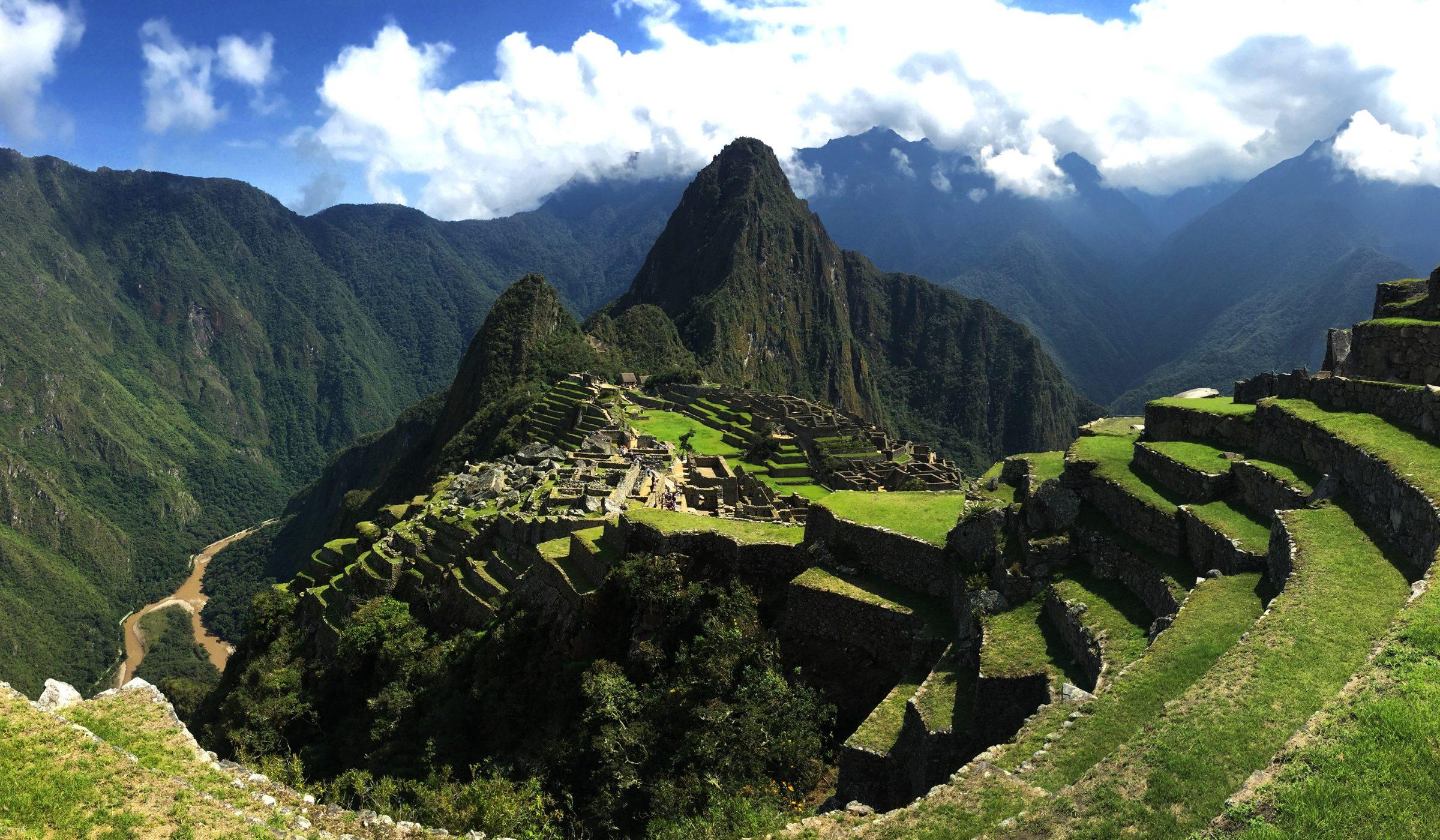 de 7 wereldwonderen | Machu Picchu