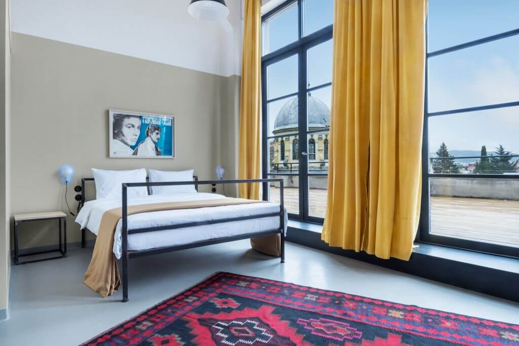 Fabrika Hostel & Suites in Georgia