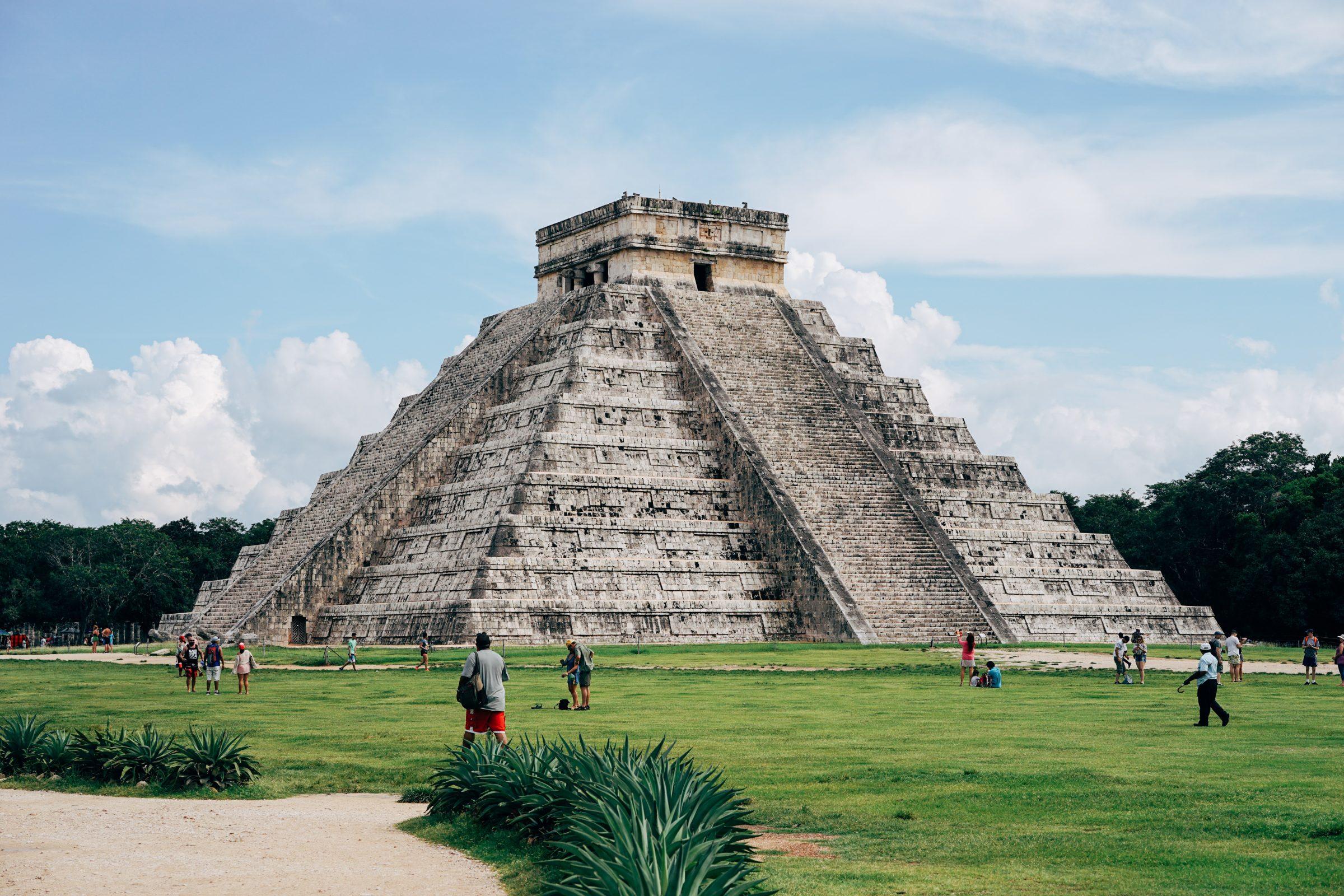 de 7 wereldwonderen | Chichén Itzá