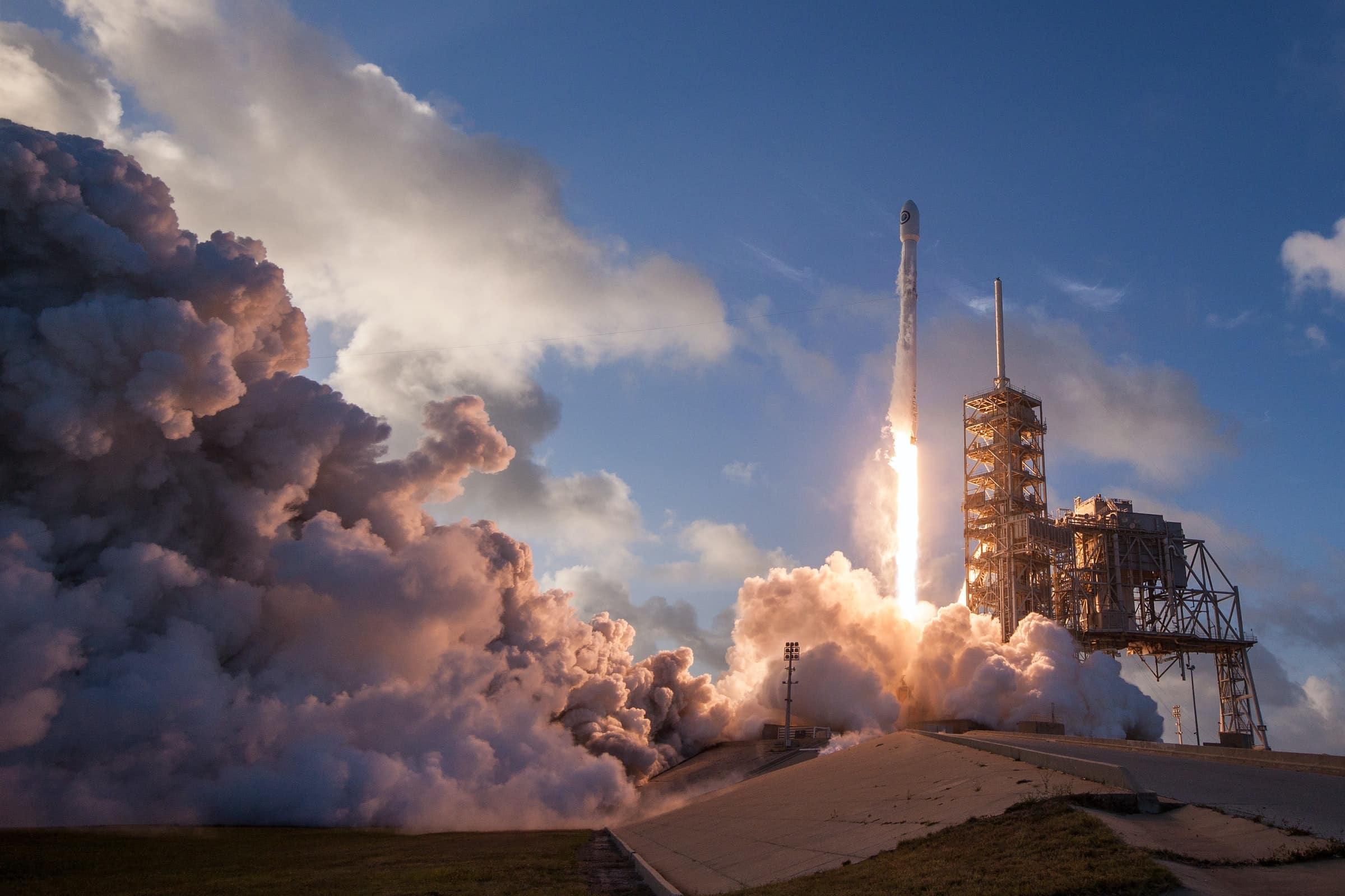 geschiedenis van de ruimtevaart