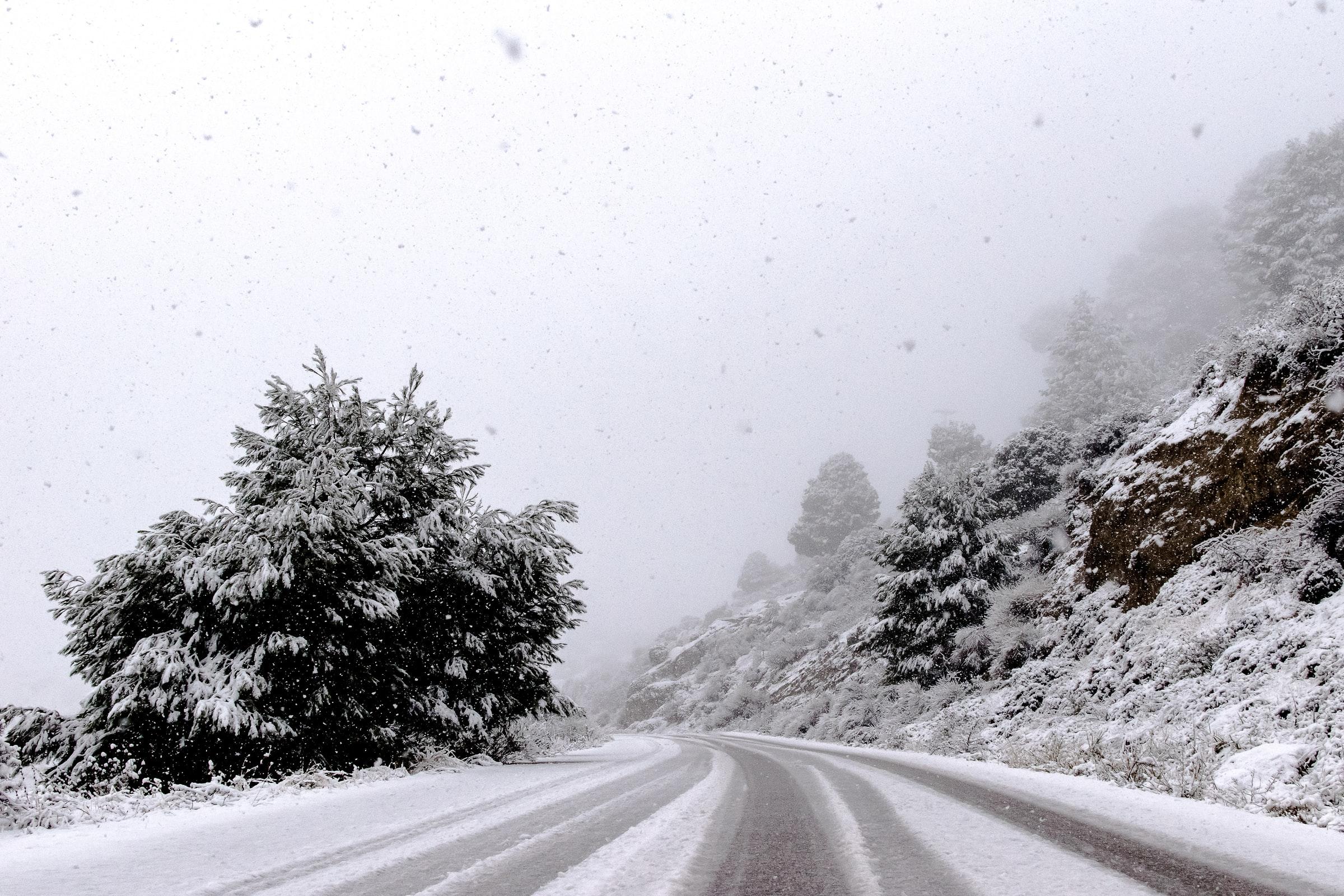 Roadtrip tip voor Zwitserland: zorg voor goede all terrein en/of winterbanden