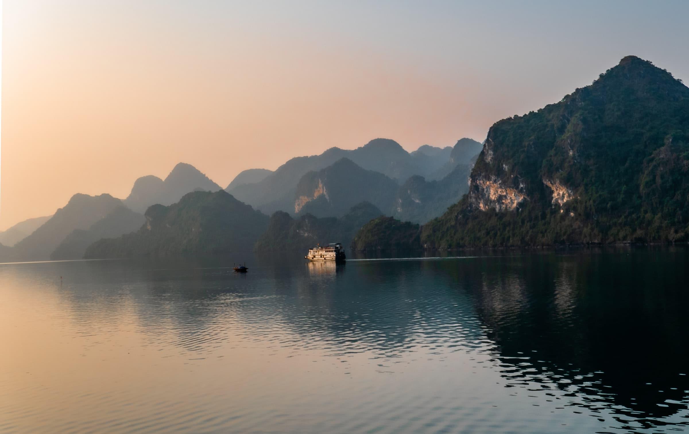 Ha Long Bay | De 7 natuur wereldwonderen