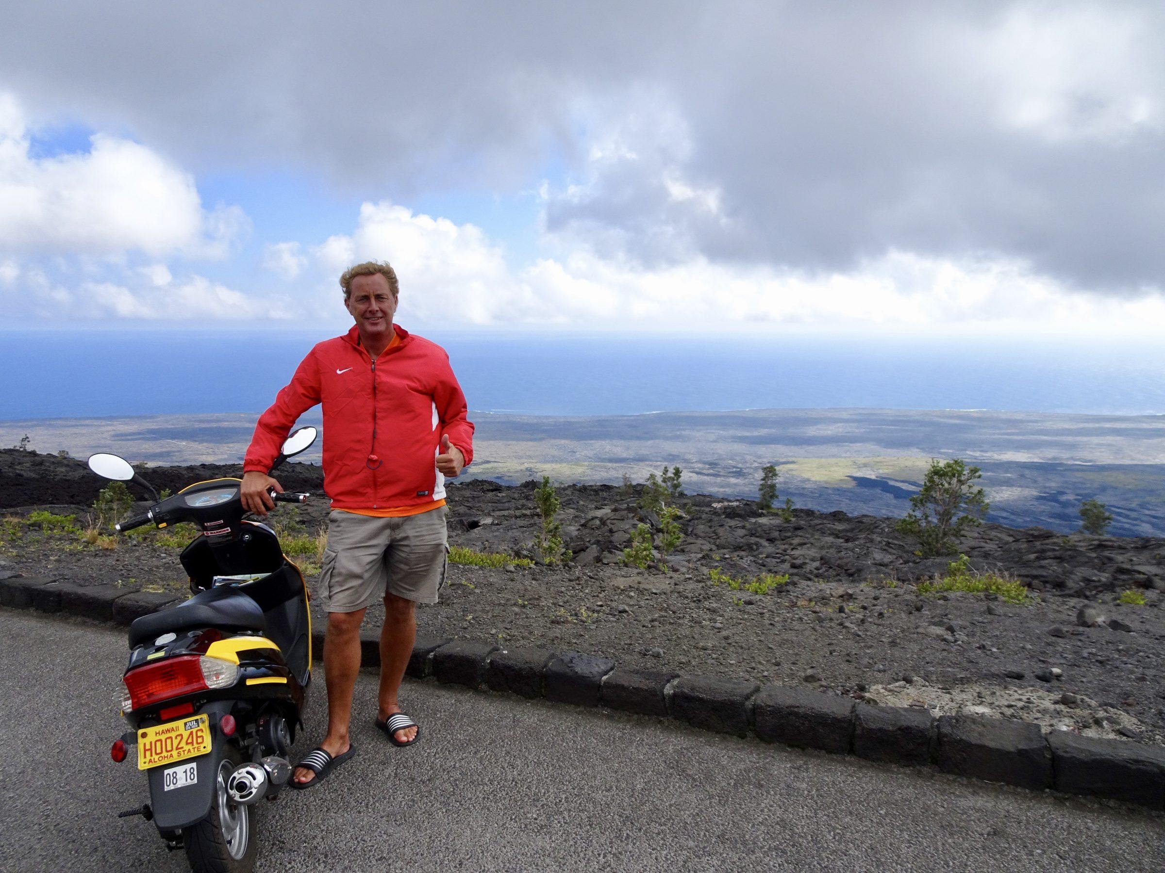 Hawai'i Volcanoes NP, Hawaii.