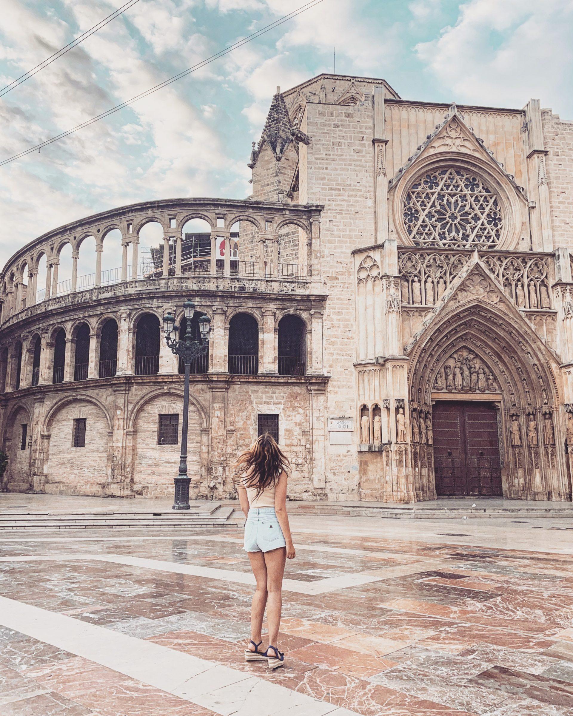 Tips voor Valencia: Plaza de la Virgen
