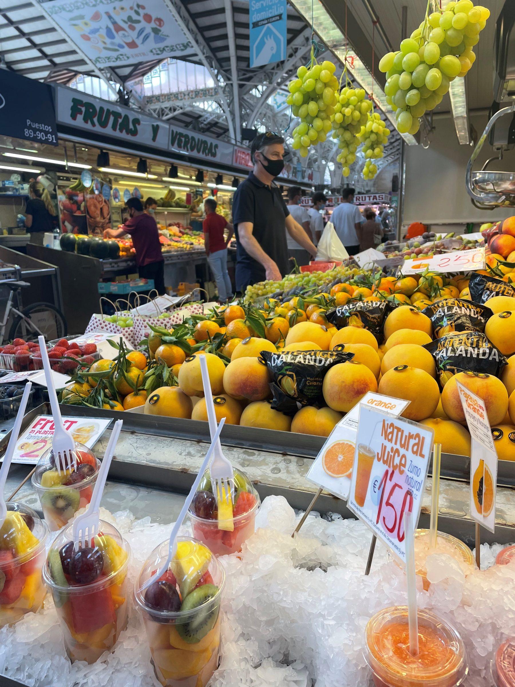 Tips voor Valencia: Mercado Central