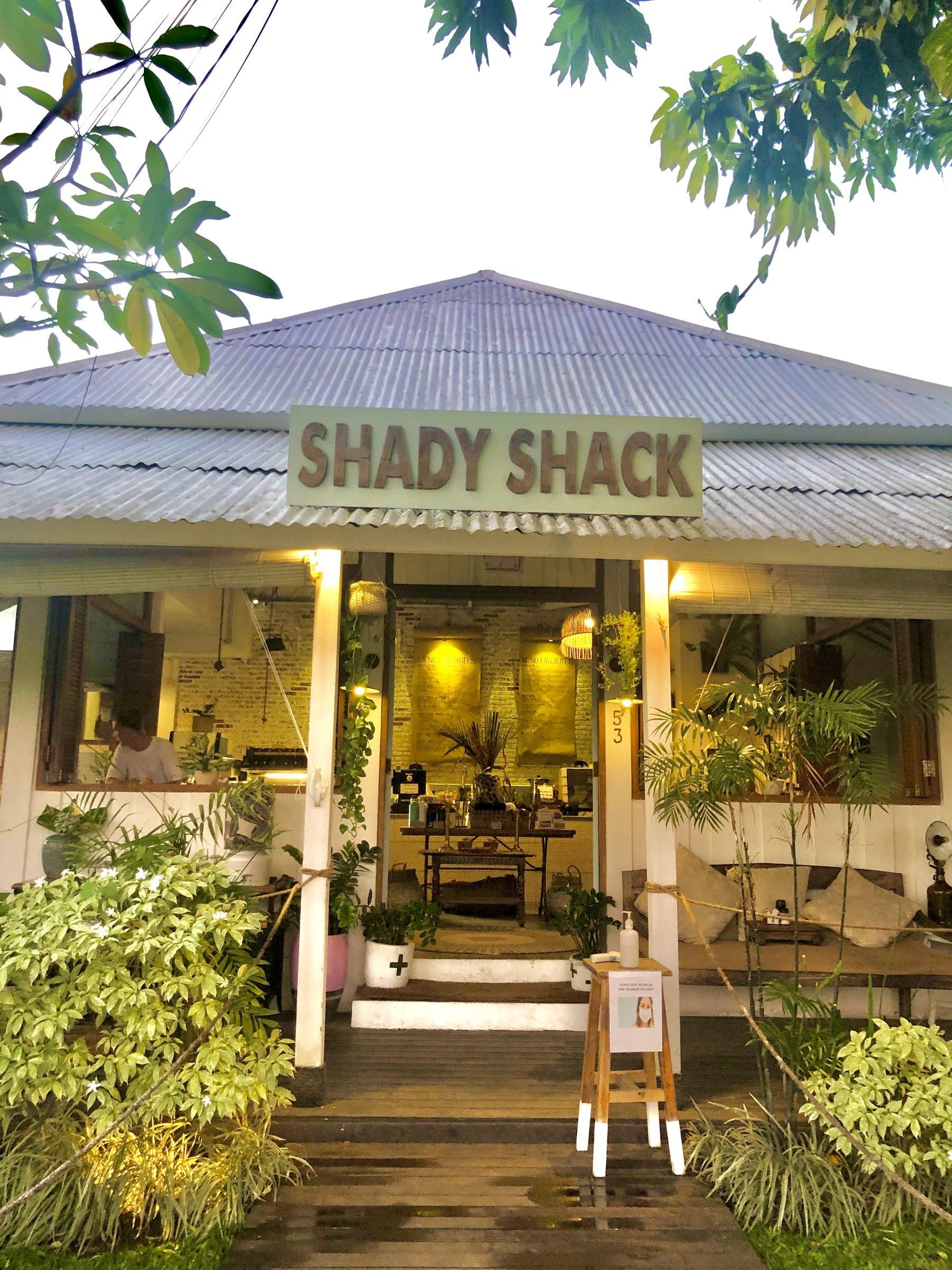 Restaurant Shady Shack, Bali