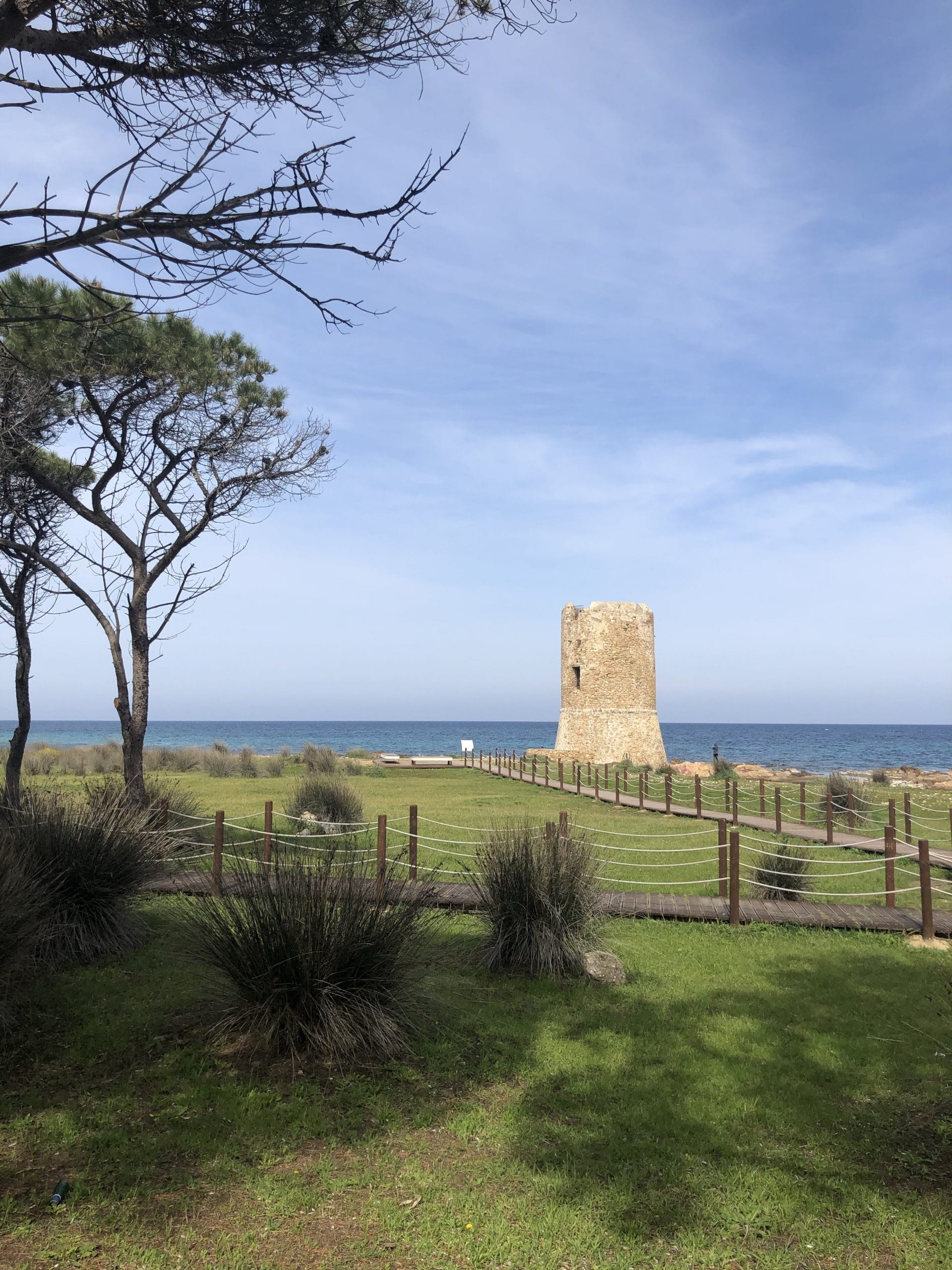 Nuraghe toren, Olbia