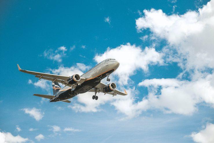 internationale vluchten