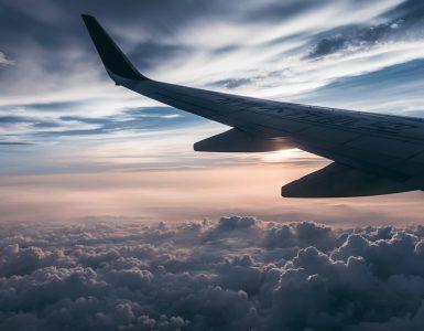 Passagiers luchtvaart 2020