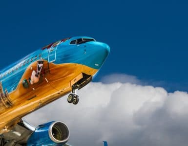vooruitzicht internationaal reizen 2021