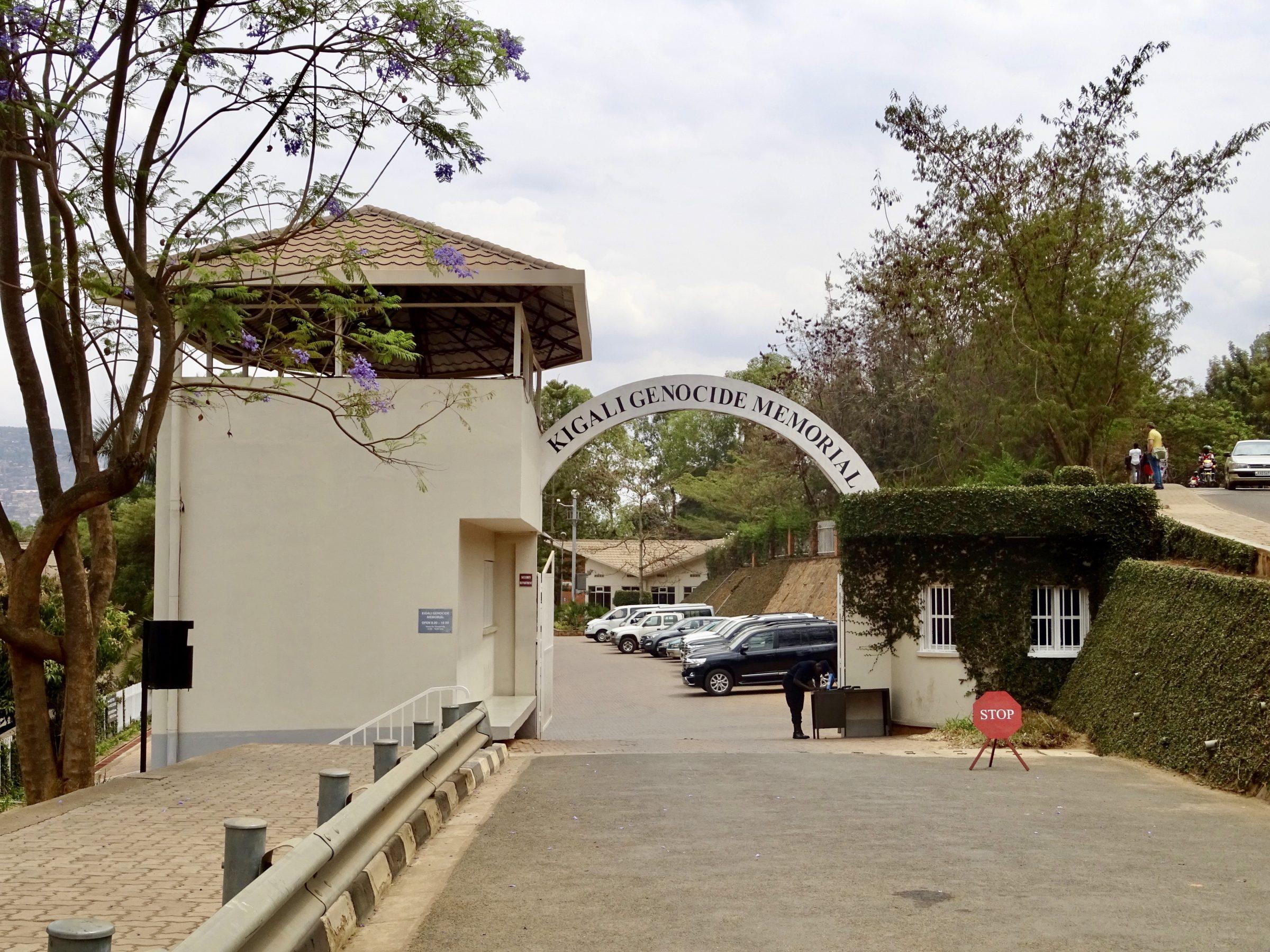 Het Kigali Genocide Memorial