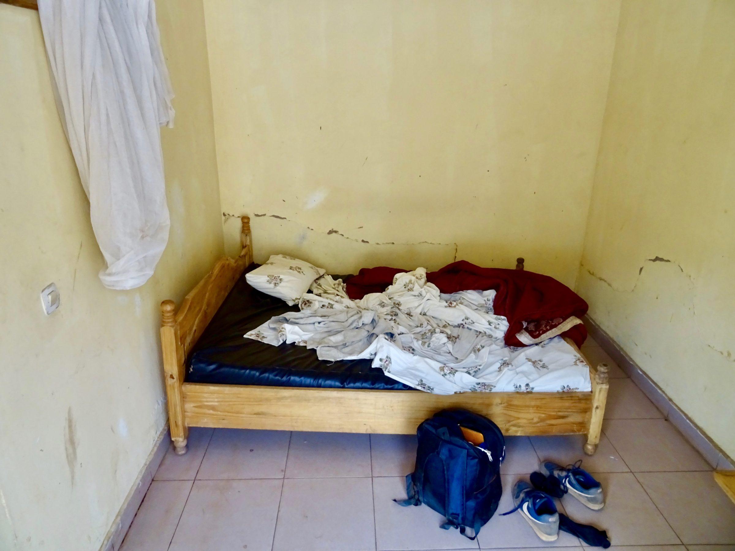 Kamer in een guesthouse zonder naam in Kigali