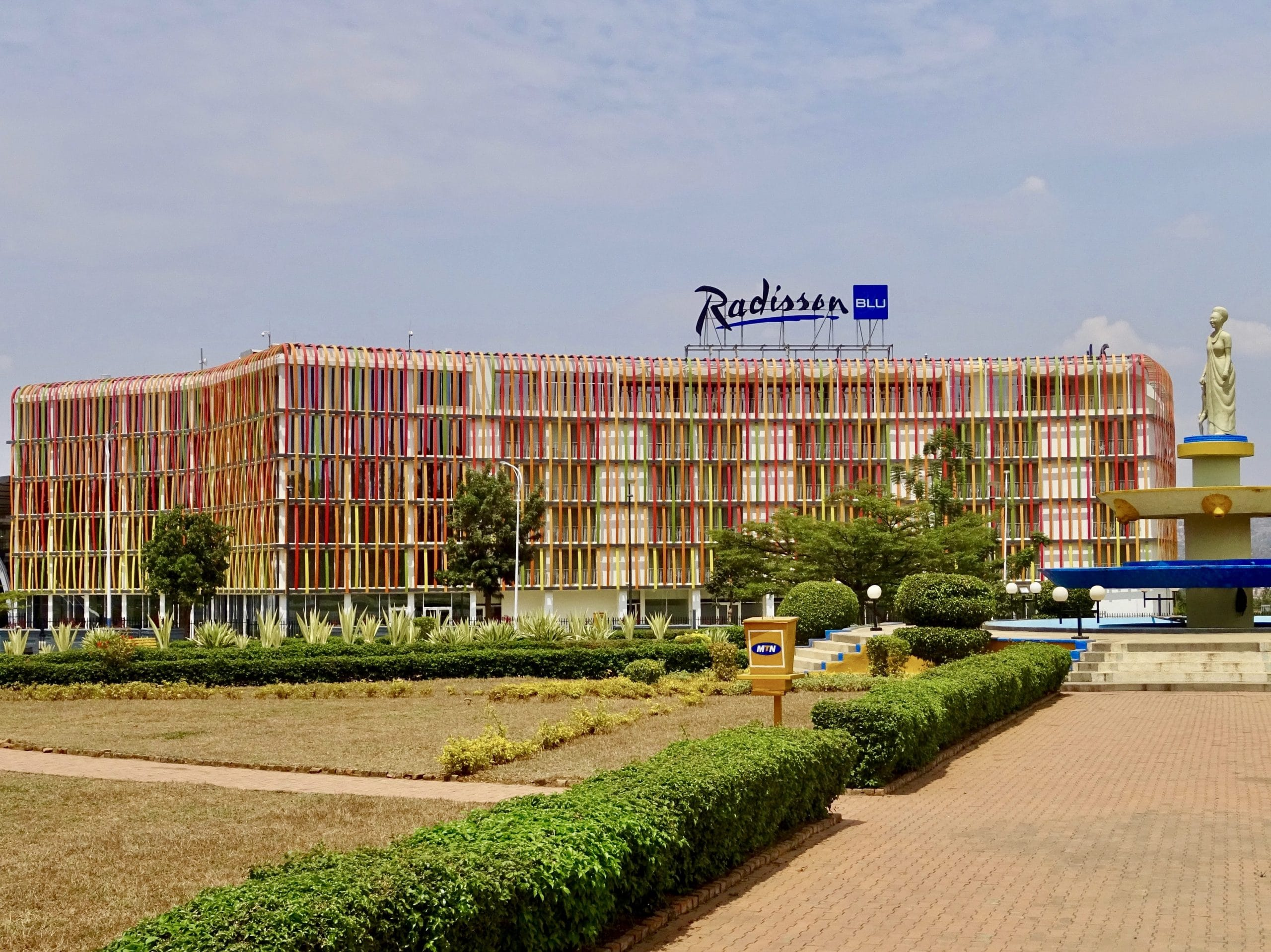 Radisson Hotel in Kigali