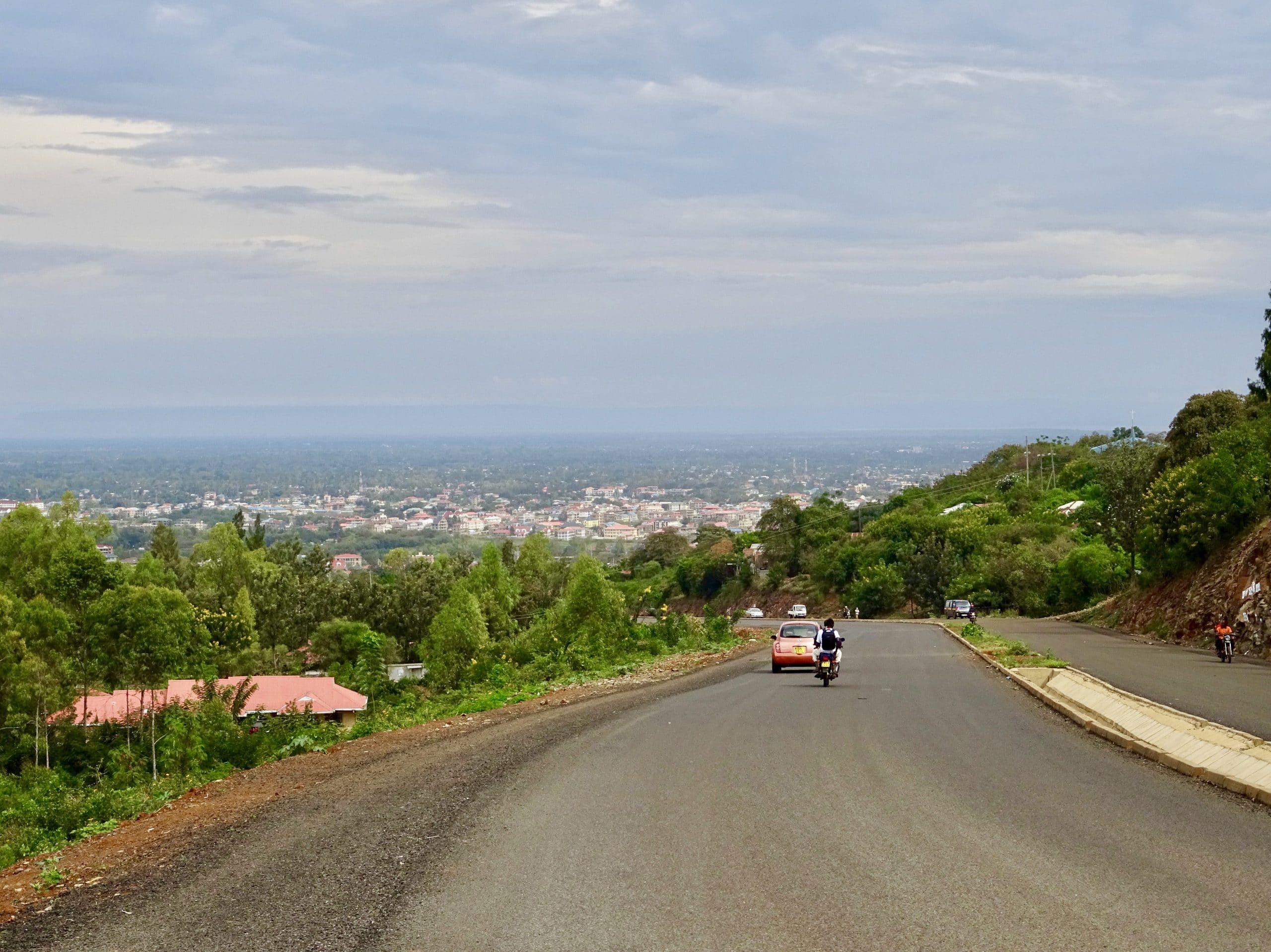 Kisumu aan het Victoriameer