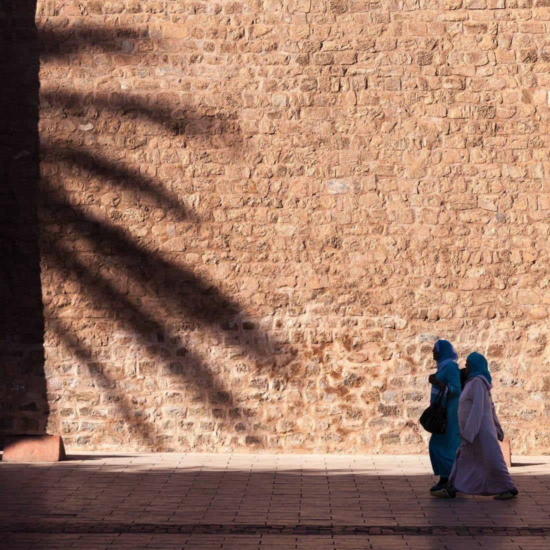 Kledingvoorschriften in Marokko