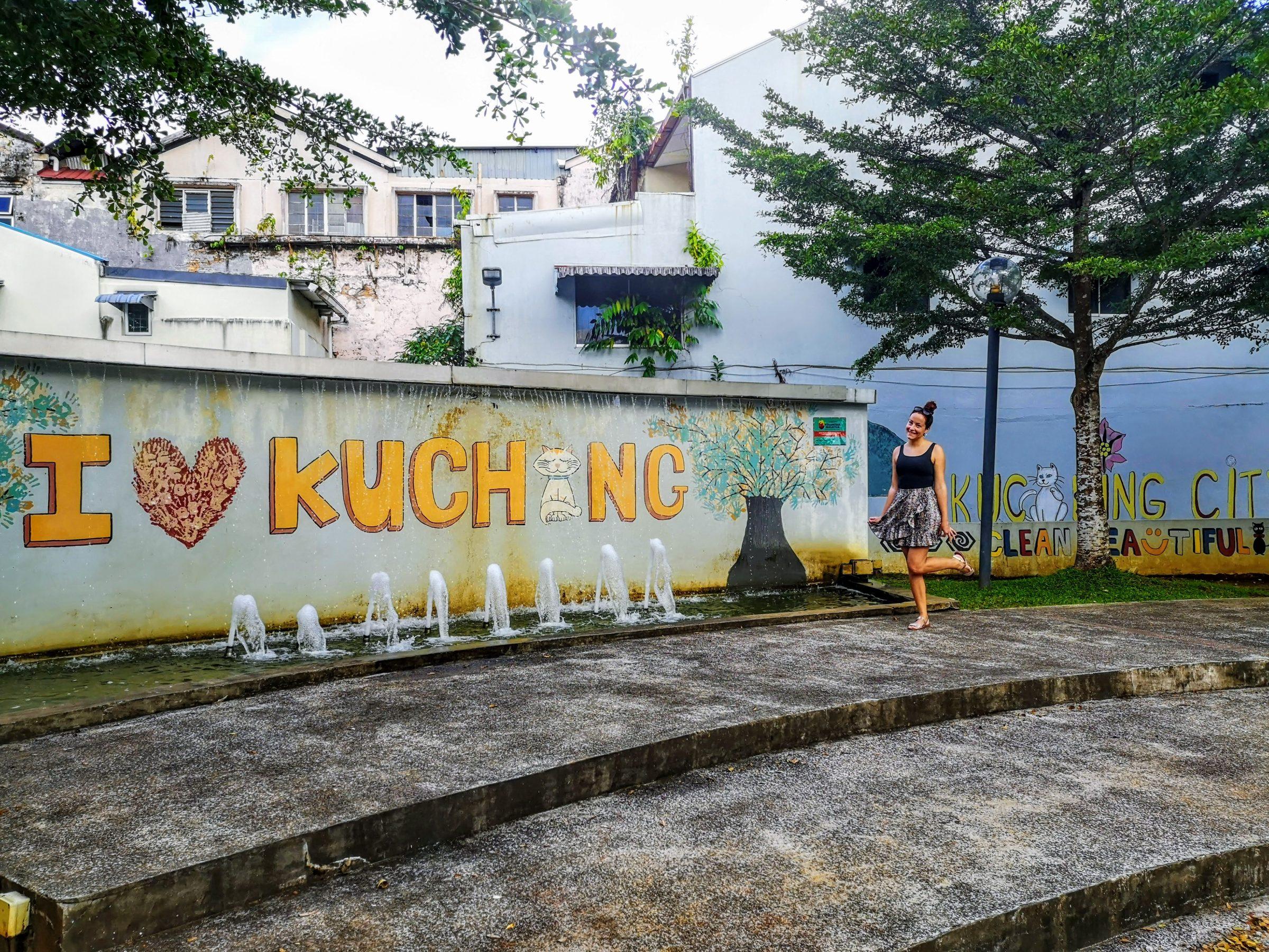 We love Kuching!