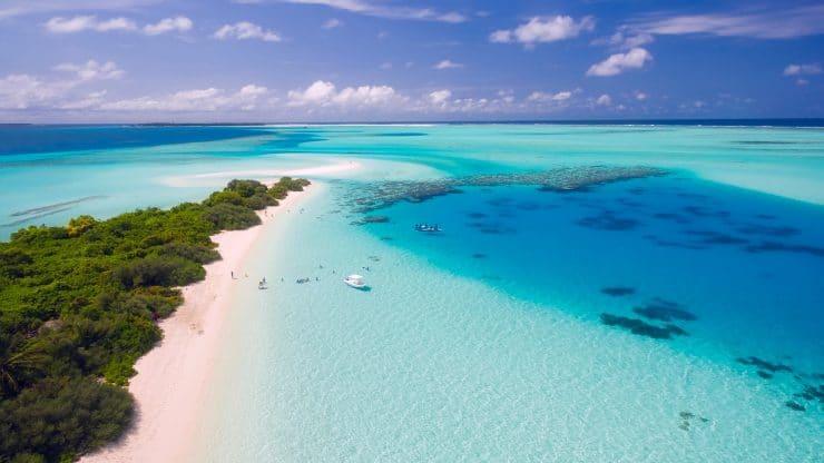 malediven populaire reisbestemming 2021