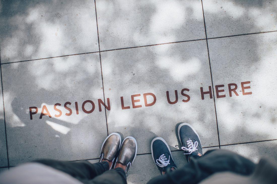 Reisbloggers zijn gepassioneerd en in staat te veranderen