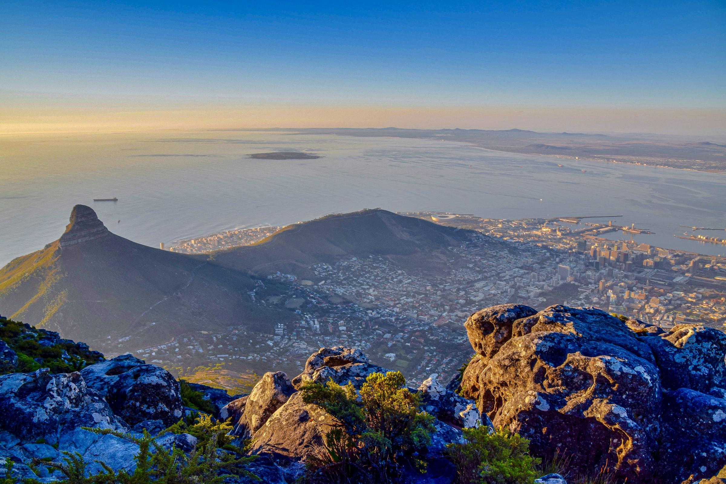 Tafelberg | De 7 natuur wereldwonderen