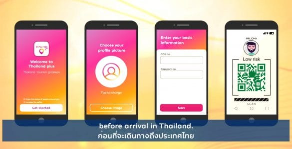 thailandplus app