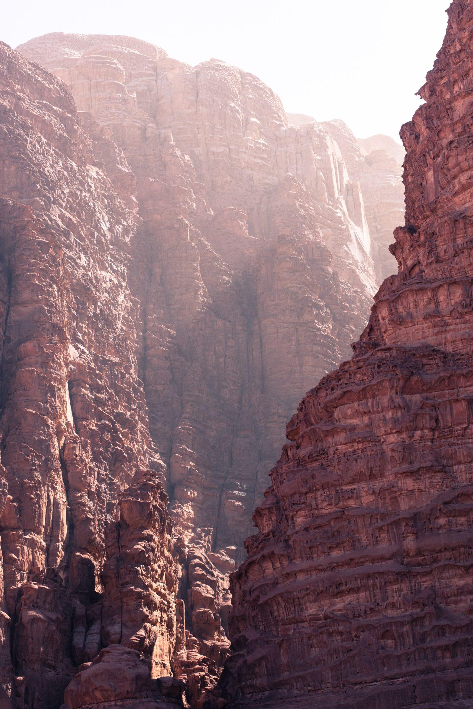 Wadi Rum in Jordanië is één grote filmset