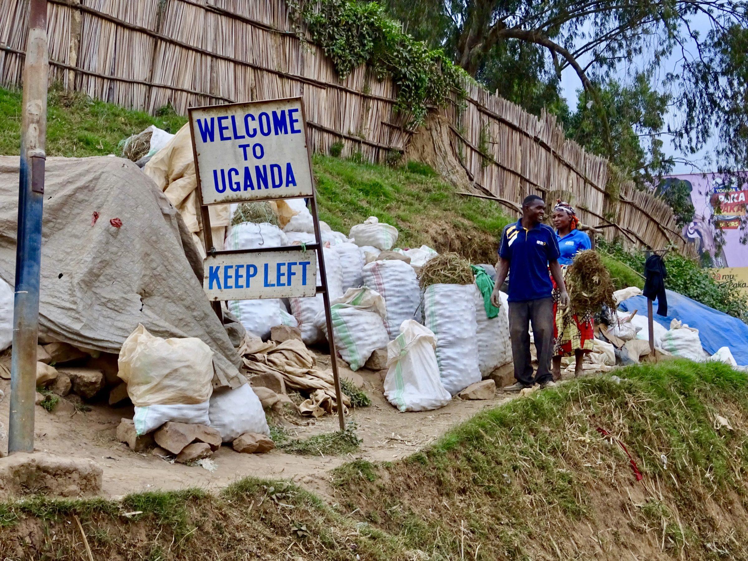Welkom in Oeganda