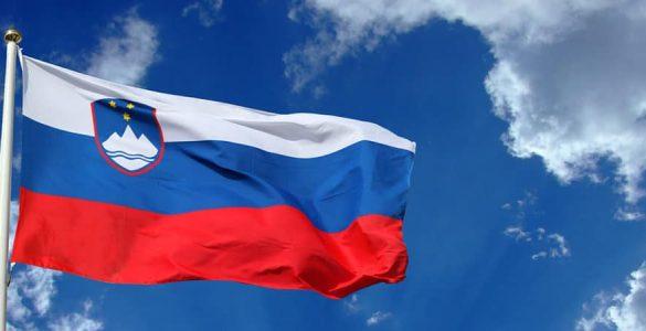 vlag slovenie
