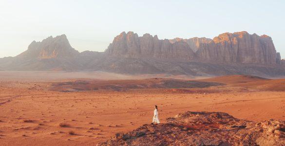 wadi rum bucketlist jordanie