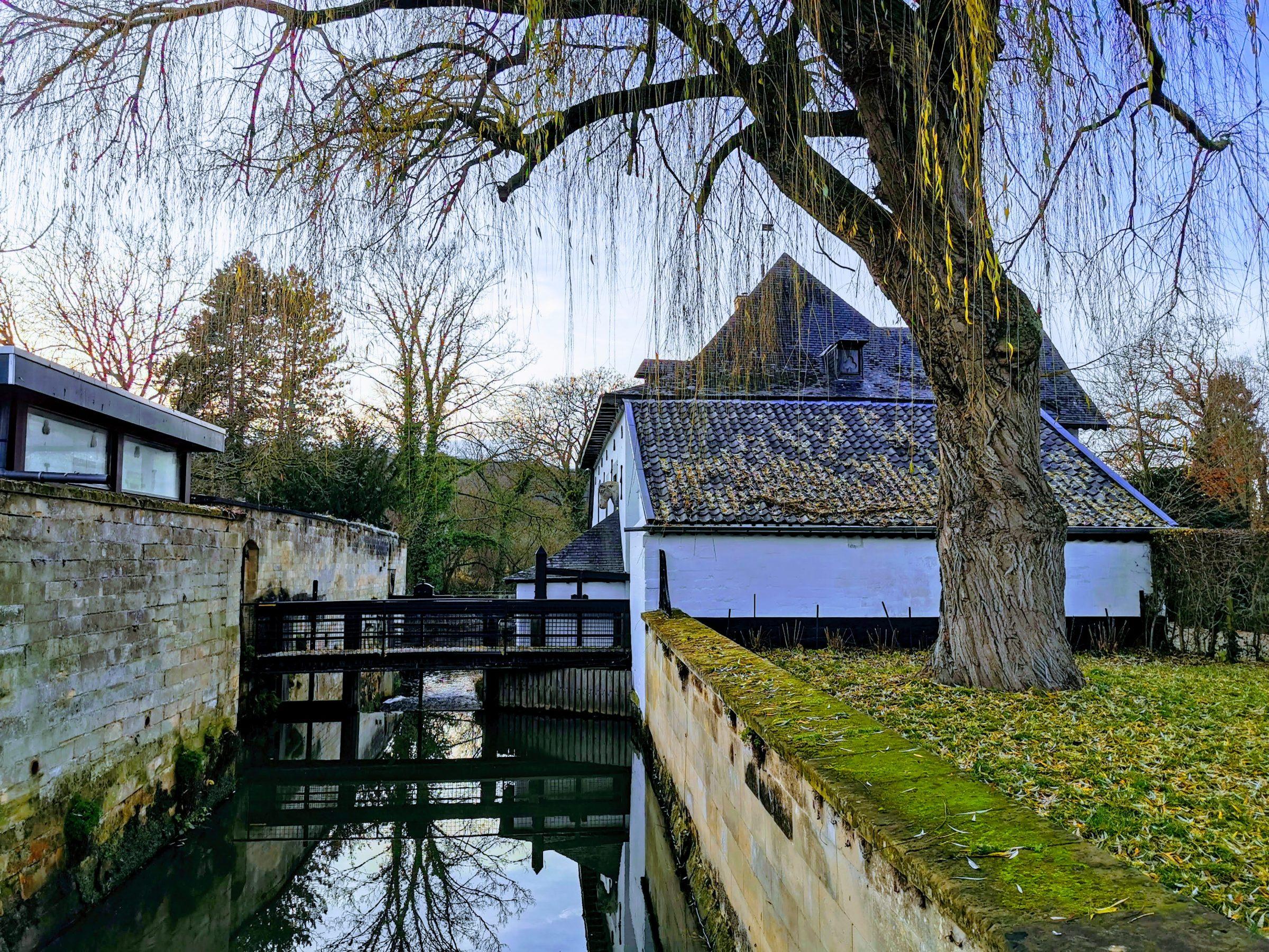 Schaloensmolen - Wandelroute oud-Valkenburg