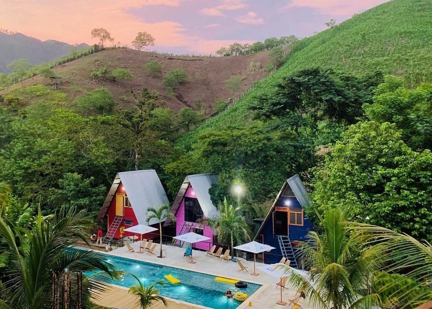 Greengo's in Guatemala